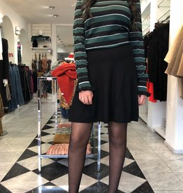 C&S Skirt Black