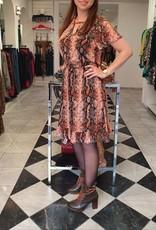 XT Studio  Dress Animalprint 20SS919