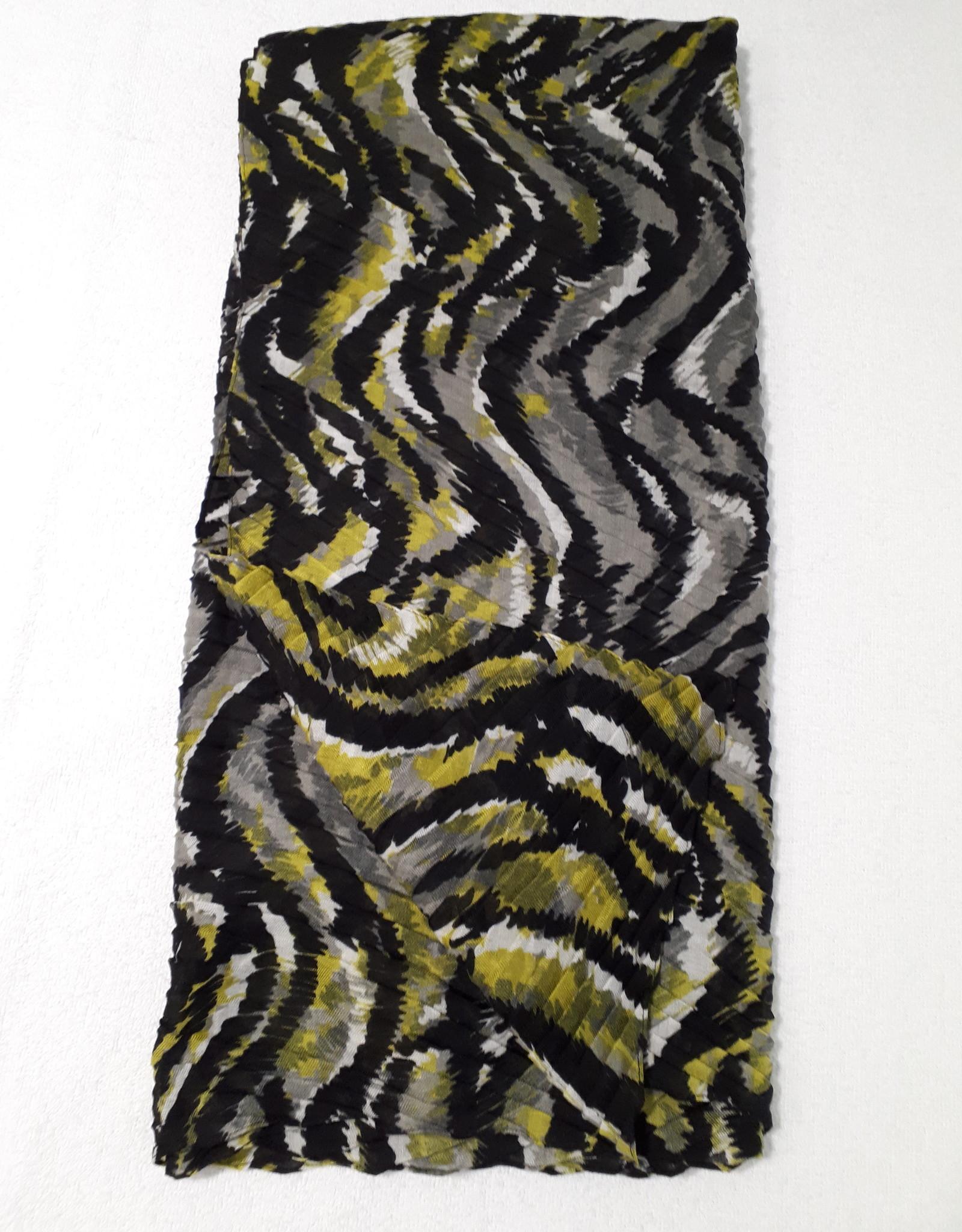 About accessories Sjaal met Dessin 90 x 180