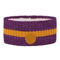 Tur hoofdband wol - paars