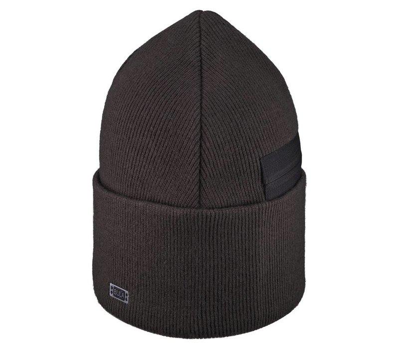 Zip-it muts - zwart