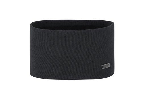 Bula Strict hoofdband (junior) – zwart