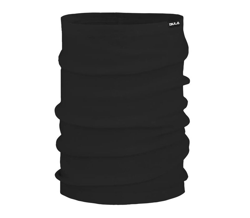 Solid buff merino wol – zwart