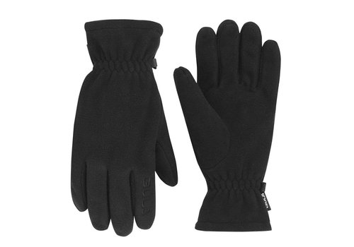 Bula Bula handschoenen fleece – zwart
