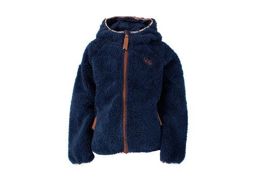 Tiny Trolls of Norway Vesletroll Fleece vest - Blauw