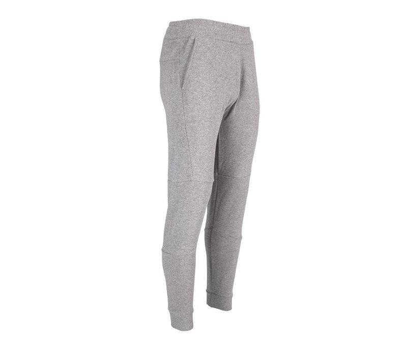 Sway Oxford College Shape Pant - Heren - Lichtgrijs
