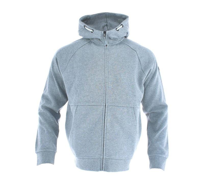 Sway Oxford College Shape Jacket - Heren- Lichtgrijs
