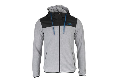 Heldre Lygre Jacket Fleece - Heren - Lichtgrijs