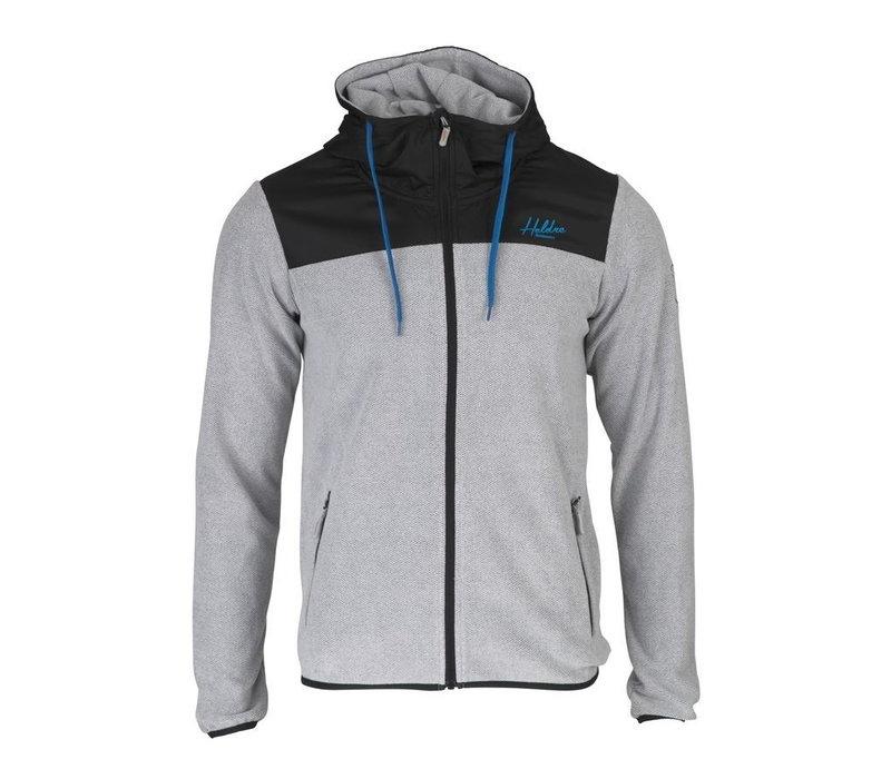 Lygre Jacket Fleece - Heren - Lichtgrijs