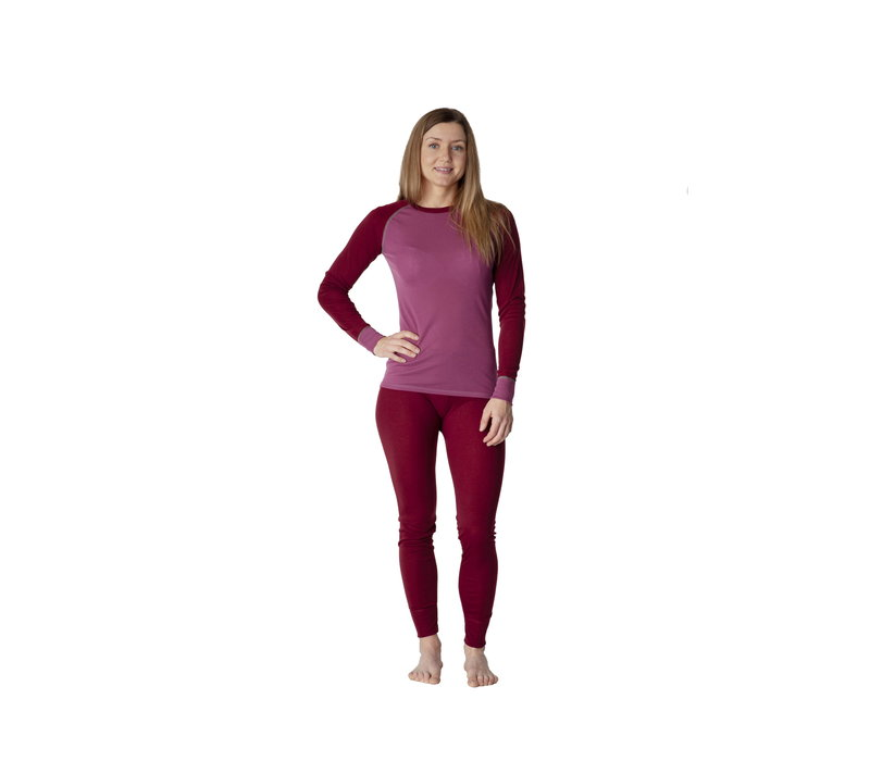Thermoset Dames - Red Violet