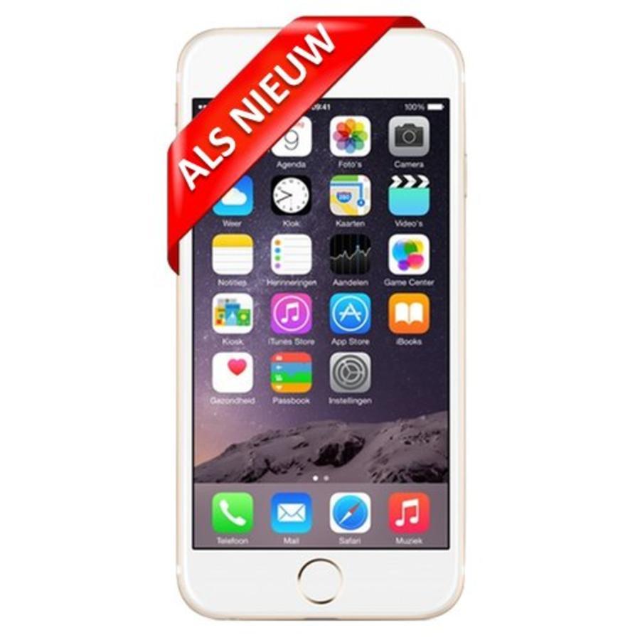 iPhone 6 - 16GB - Goud - als nieuw-1