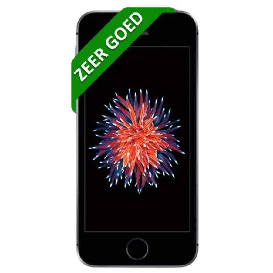 Apple iPhone SE - 128GB - Space gray - Zeer goed - (marge)-2
