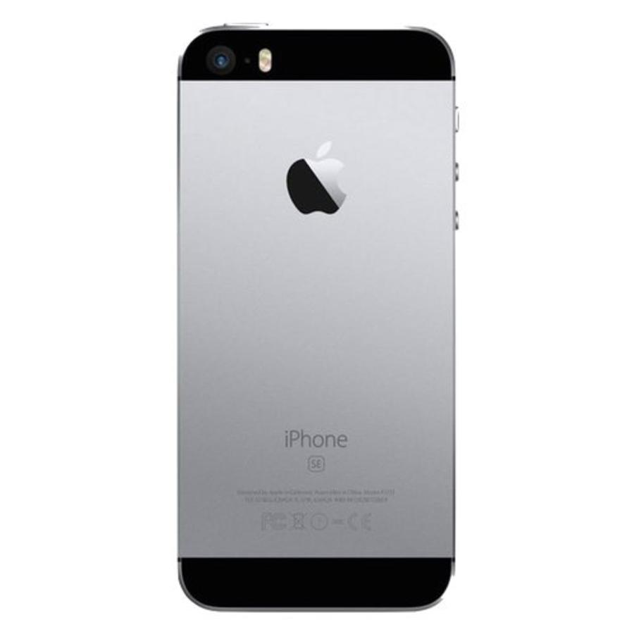 Apple iPhone SE - 128GB - Space gray - Zeer goed - (marge)-3