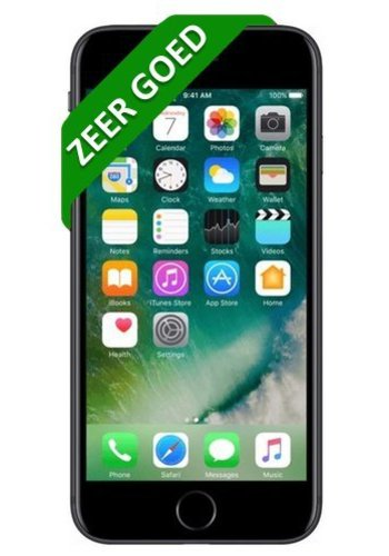 iPhone 7 Plus - 128GB - Mat zwart