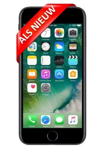 iPhone 7 Plus - 128GB - Mat zwart