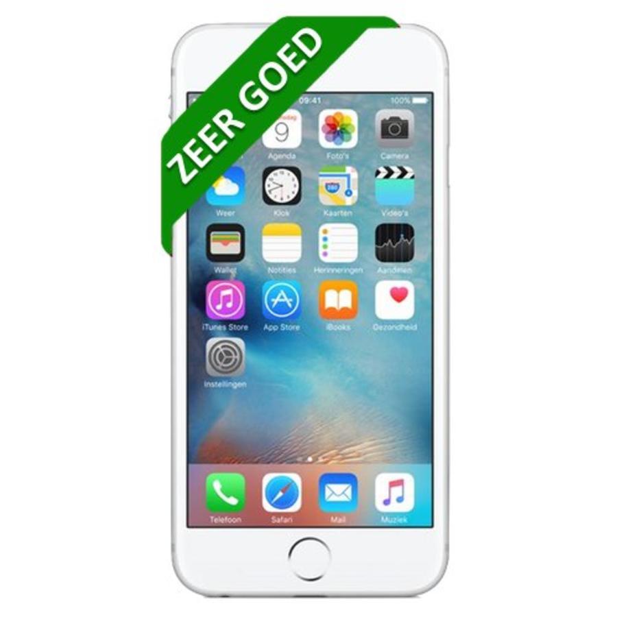 Apple iPhone 6 - 64GB - Zilver - Zeer Goed - (marge)-2