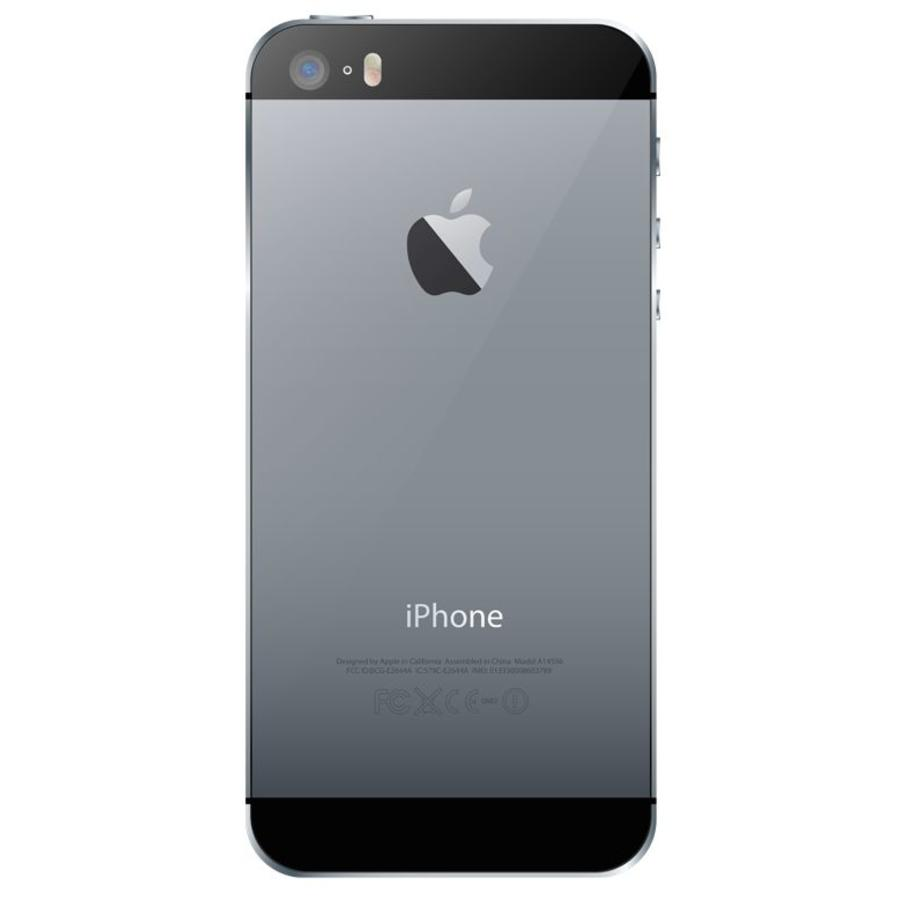 iPhone 5S - 32GB - Space Gray - Goed-2