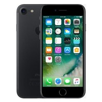 Apple iPhone 7 -128GB - Matzwart - NIEUW