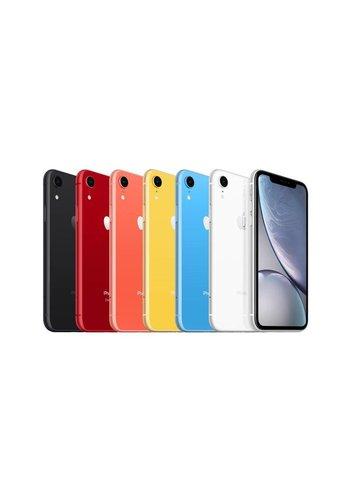 iPhone Xr - 64GB - NIEUW