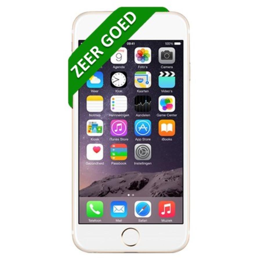 iPhone 6 - 64GB - Goud - Zeer goed-1