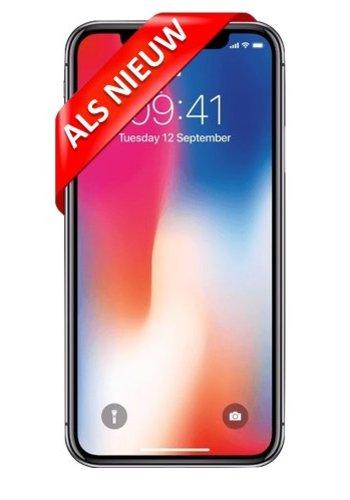 ACTIE: iPhone X - 64GB - Space gray