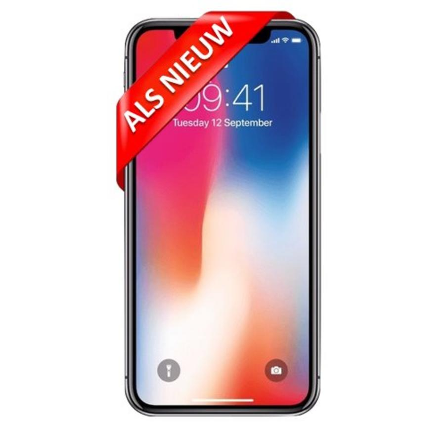 iPhone X - 64GB - Space gray - Als nieuw-1