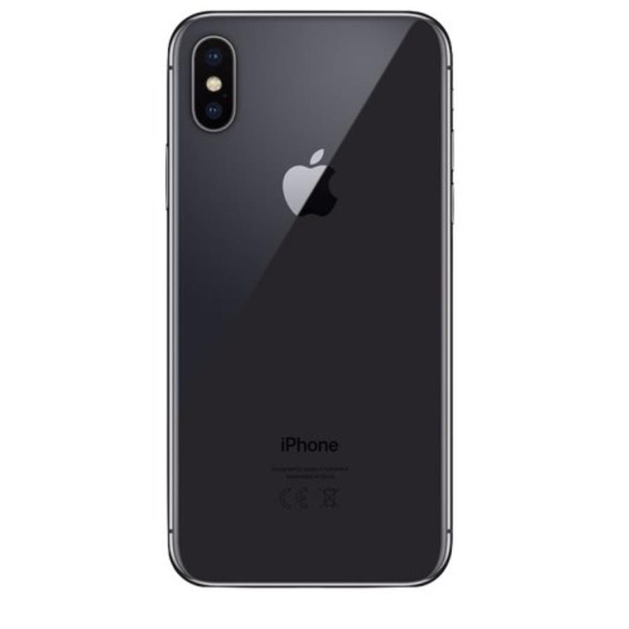 Apple iPhone X - 64GB - Space gray - Als nieuw - (refurbished)-3