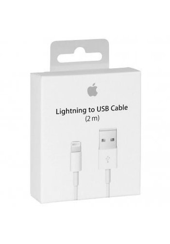 Apple certified - USB Lightning oplaadkabel 2M