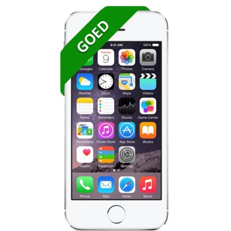 iPhone 5S Refurbished 64GB - Zilver - Goed-1