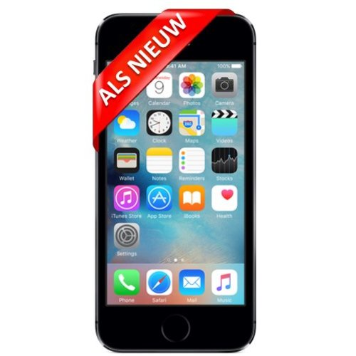 iPhone 5S - 64GB - Space gray