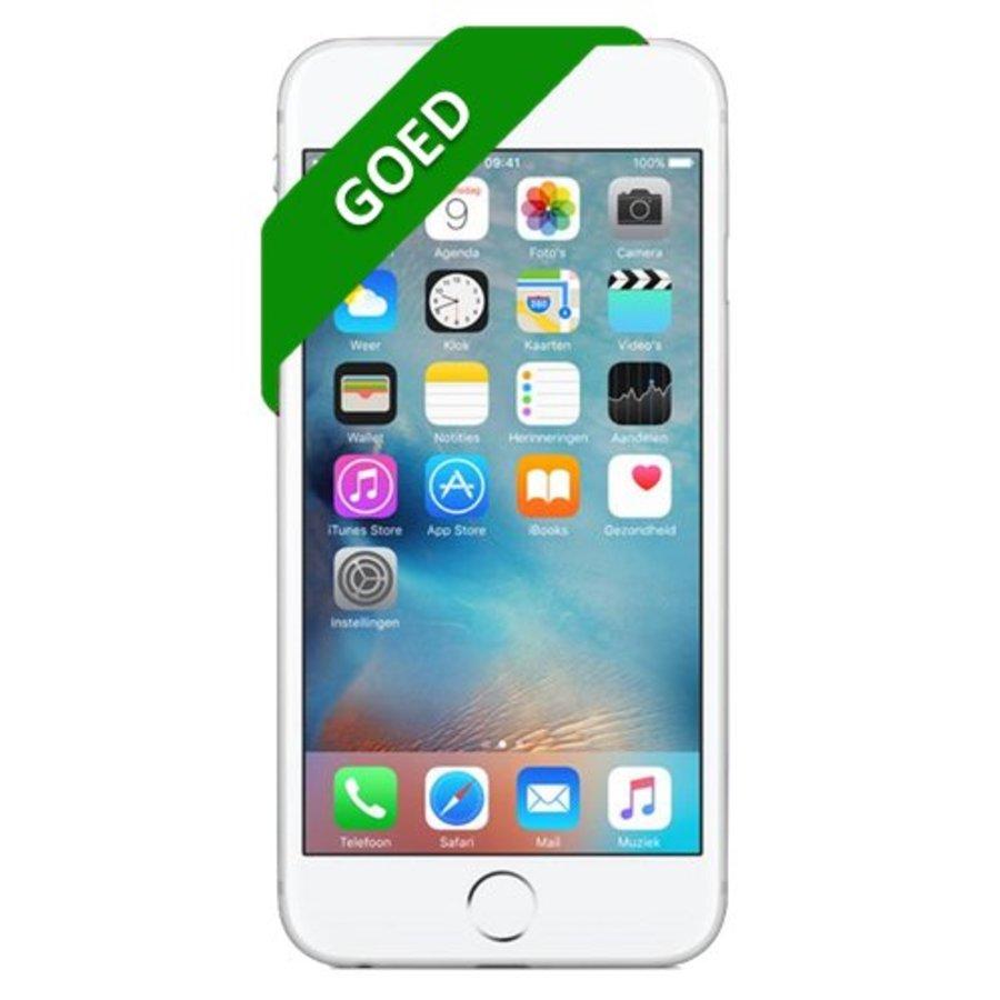 iPhone 6 - 64GB - Zilver - Goed-1