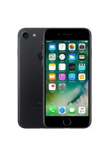 ACTIE: iPhone 7 - 32GB Mat zwart NIEUW