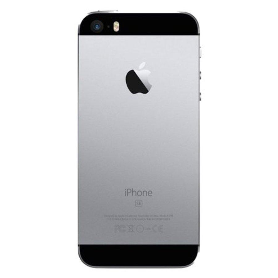 Refurbished iPhone SE 16GB Space Gray - zeer goed-2