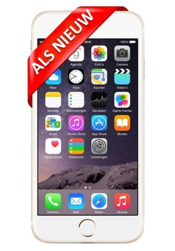 iPhone 6 - 64GB - Goud