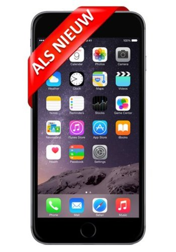 iPhone 6 - 32GB - Space gray