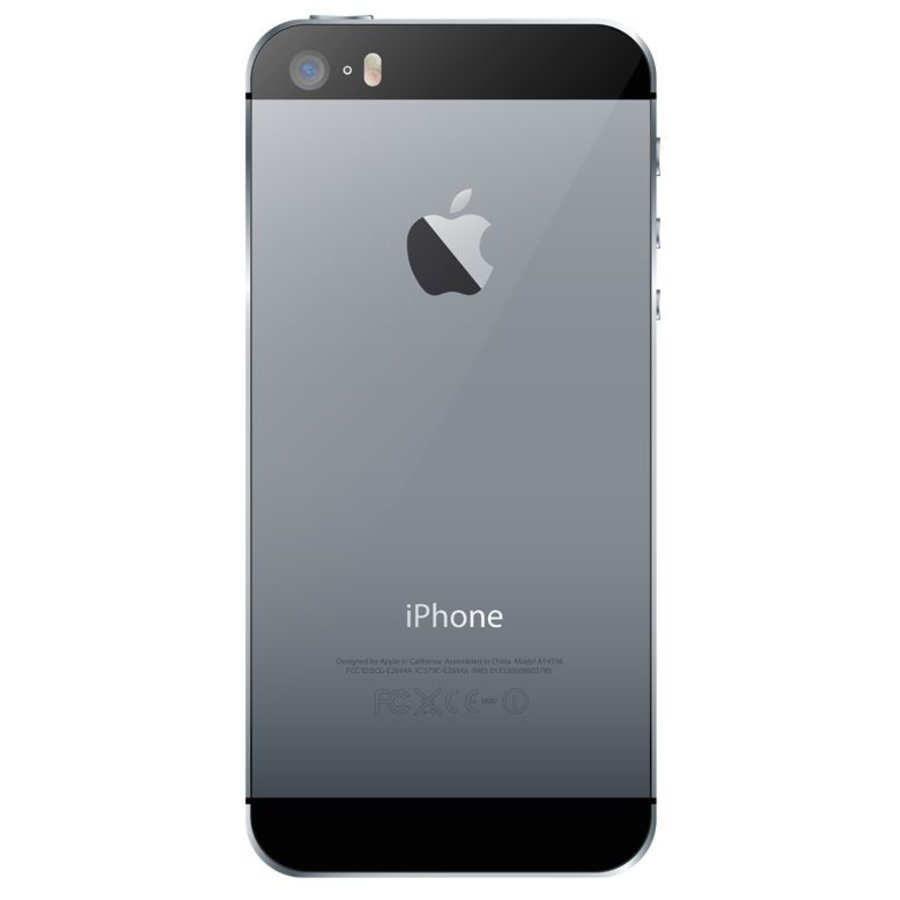 iPhone 5S Refurbished - 16GB - Space Gray - Goed-2