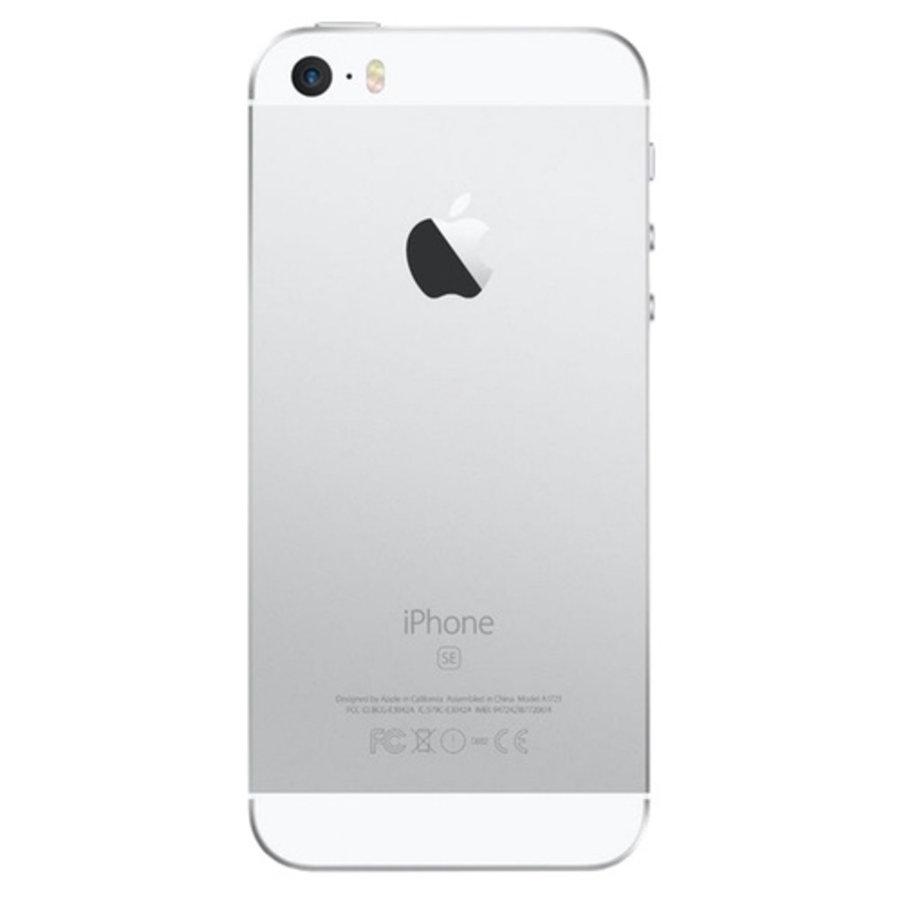 iPhone SE - 32GB - Zilver - Als nieuw 8701-2
