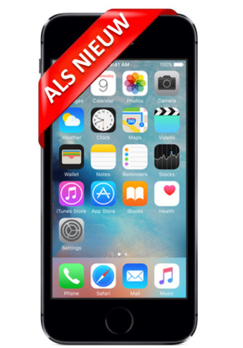 iPhone 5S - 16GB - Space Gray