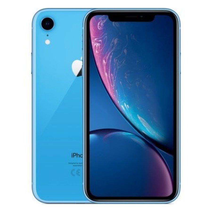 ACTIE: iPhone XR - 64GB - Blue - NIEUW-1