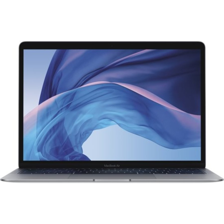 Apple Macbook Air 13.3'' (2018) Space gray - 128GB SSD - NIEUW-1