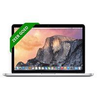 Apple Macbook Pro Retina 13''- 256GB SSD / 16GB - Zeer goed - 2015 - (marge)