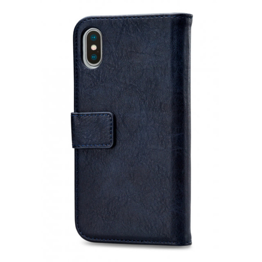Mobilize Elite Gelly Wallet Book Case Apple iPhone Xs Max Blue-2