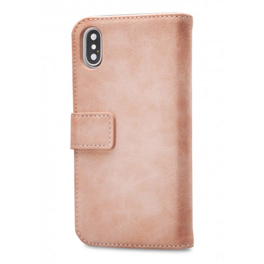 Mobilize Elite Gelly Wallet Book Case Apple iPhone Xs Max Soft Pink-2