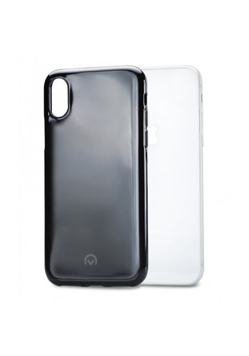 iPhone Xs Max Mobilize Gelly Case Black