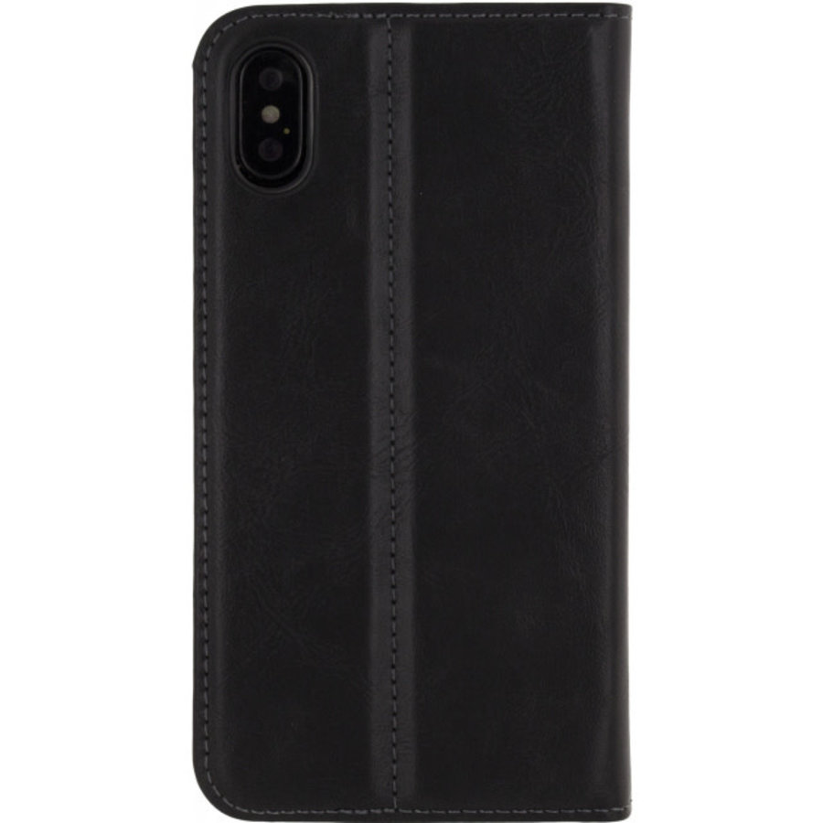 Mobilize Premium Gelly Book Case Apple iPhone X/Xs Black-2