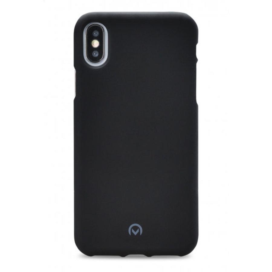Mobilize Rubber Gelly Case Apple iPhone X/Xs Matt Black-2