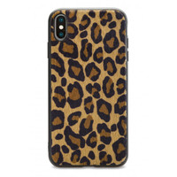 thumb-Mobilize Gelly Case Apple iPhone X/Xs Brown Leopard-2