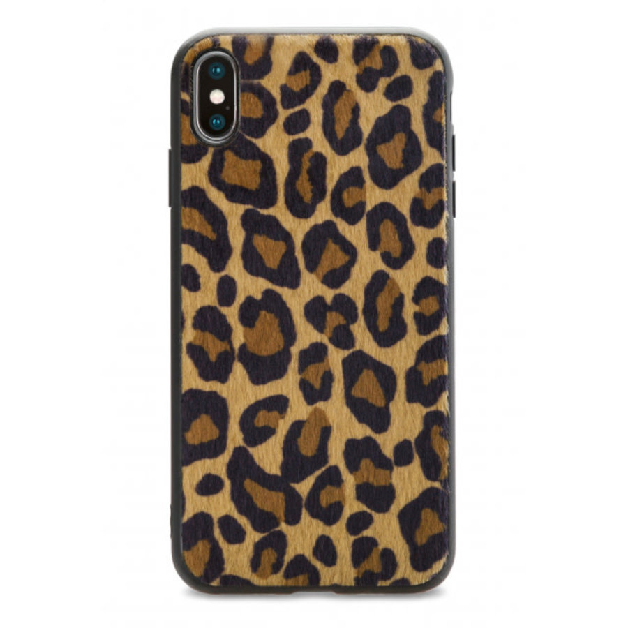 Mobilize Gelly Case Apple iPhone X/Xs Brown Leopard-2