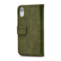 thumb-Mobilize Elite Gelly Wallet Book Case Apple iPhone XR Green-2