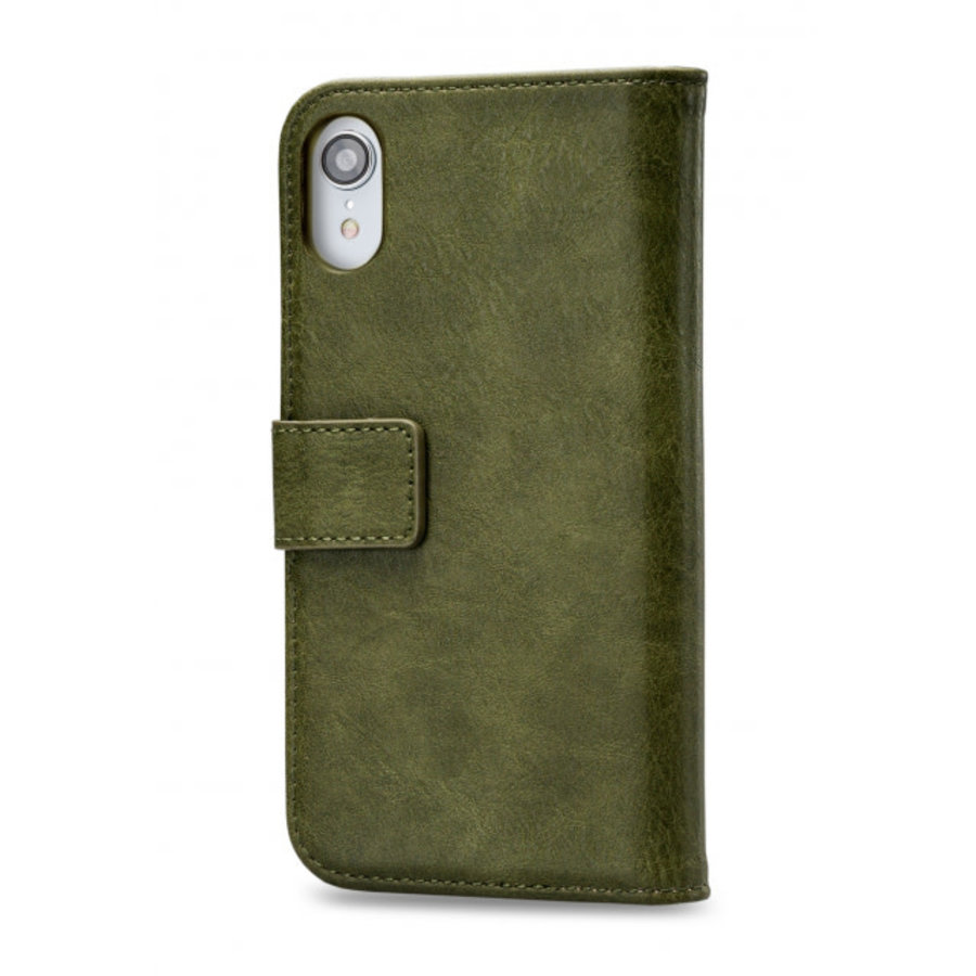 Mobilize Elite Gelly Wallet Book Case Apple iPhone XR Green-2
